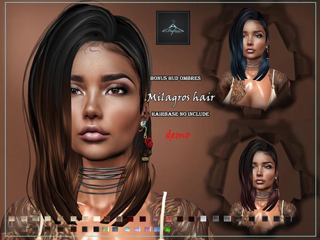 *dafnis fat pack milagros hair Demo