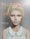 [BAD HAIR DAY] - Halloween 2017 Exclusive Gift
