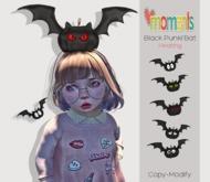 ..MoMenTs..Black Punki'Bat/TD/ Halloween /Floating