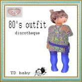 {D:D}outfit  80's discotheque