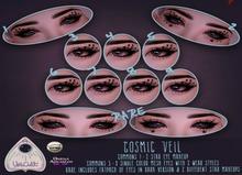 9 UniCult - Cosmic Veil Royal Eyes COMMON
