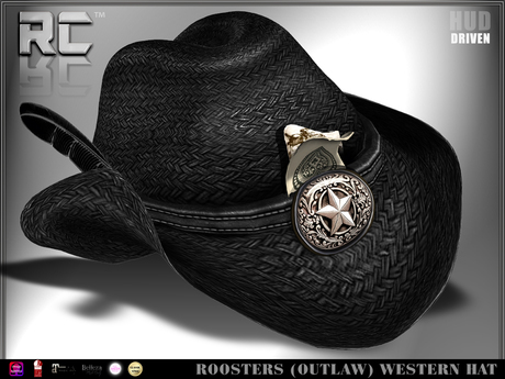 Roosters (The Outlaw) Hat