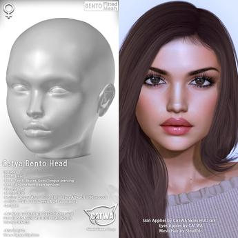 CATWA HEAD Catya [DEMO]