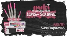 . PUKI . My Long Square Nails . Slink BENTO . !wear me!