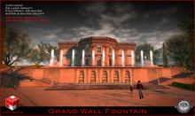 MESHWORX~BOXED~Grand Wall Fountain v3 (Mod/Copy)