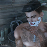 p.o.s.e. shave