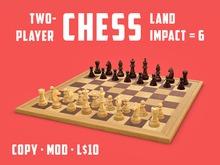 Chess - Fully Playable Mesh Chess Game (LI=6)