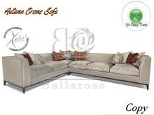 [BR] AutumnCreme PG Sofa
