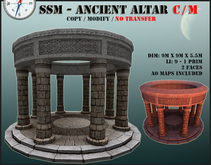 SSM - Ancient Altar - Copy / Mod