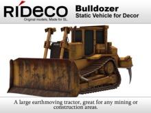 RiDECO - Bulldozer