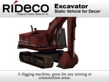 RiDECO - Excavator