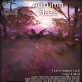 [DDD] Autumn Haze Cloud