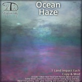 [DDD] Ocean Haze Cloud - Underwater Murky Dust Motes