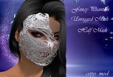 Fancy Phantom Half Mask