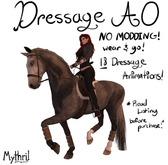 ~Mythril~ WHRH: Dressage AO!