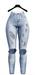 .:villena:. - Superskinny Jeans - Light Blue