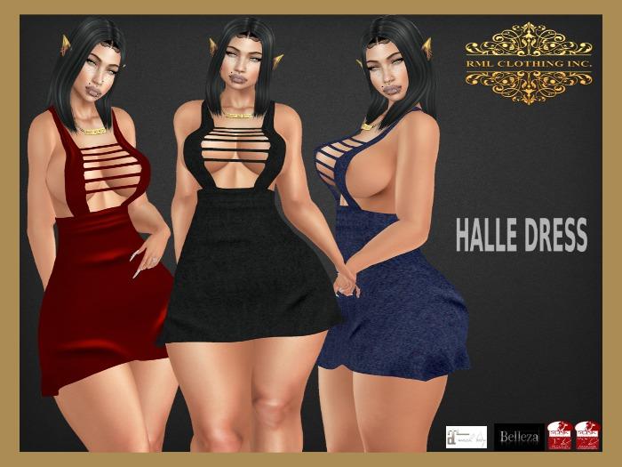 RML HALLE DRESS *INTRO PRICE*