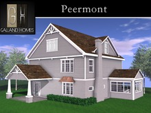 Peermont by Galland Homes - Unfurnished Craftsman Home