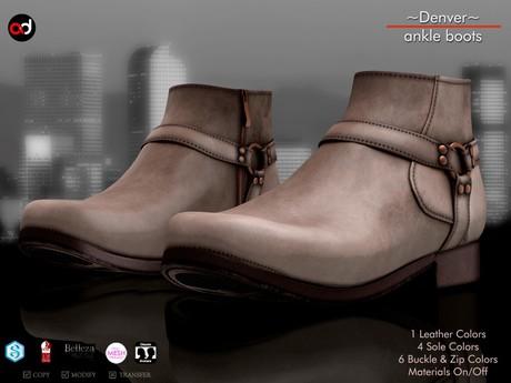 A&D Clothing - Shoes -Denver- Desert