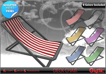 [G] Deck Chair