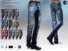 A&D Clothing - Pants -Leonard-  FatPack