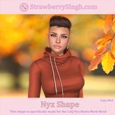 StrawberrySingh.com Nyx Shape