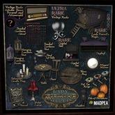 MadPea Lady Kismet's Secrets - Shadow