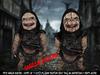 GOBLIN AVATAR SMILING - Halloween avatar - Mesh Avatar - Monster Avatar