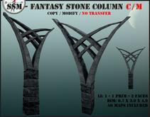 SSM - Fantasy Stone Column - Copy / Mod
