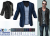 L&B - Mens - Suit Jacket - Blazer Set