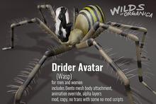 [ WoO ] Drider Avatar - WASP