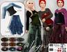 cae.b - Alegro - Outfit - [with Hud] - maitreya, slinkx2, bellezax3, tonic, tmp, ebody, fitmesh