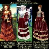 Wunderlich's Cranach gown - Red - c. 1550