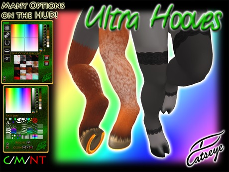 "Catseye ""Ultra Hooves"""