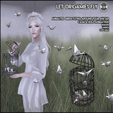 [Since1975] Let Origamies Fly & Cage