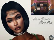 {RC}Alicia Beauty Short Hair Hud