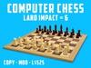 Chess - Fully Playable Mesh Chess Computer Game (LI=6)