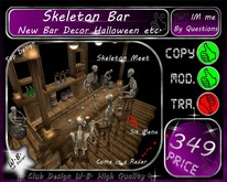 * New * Skeleton Bar *