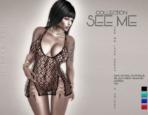 GIFT MH-See Me Dress Lace-Collection