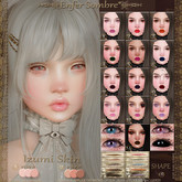 (Enfer Sombre*) Catwa Skin applier - Porcelain - Izumi (6)