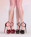 [BREATHE]-Naomi Heels-FATPACK-(for Slink High Feet & Maitreya Lara & Belleza)