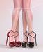 [BREATHE]-Naomi Heels-Pack One-(for Slink High Feet & Maitreya Lara &)
