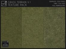[AC] Seamless Grass Terrain V.1 Texture Pack