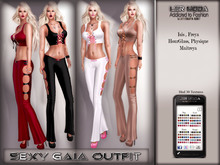 [ LsR ] - Sexy Gaia Outfit