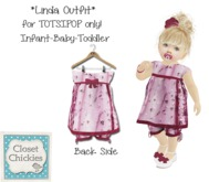 *CC* Totsipop *Linda* (Infant,Baby,Toddler) (boxed)