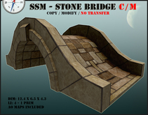 SSM - Stone Bridge - Copy / Modify