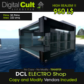 *** DCL Electro Shop