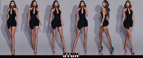 STUN - Pose Pack Collection 'Sharon' #33