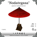 Nodategasa (Japanese garden parasol)