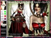 irrISIStible : HALLOWEEN MY DEAR FAMILY OUTFIT ANIMATED + SKIN